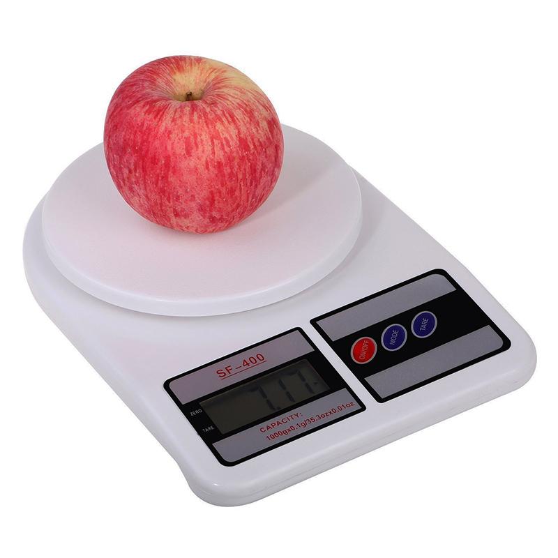 Електронна кухненска везна SF-400 до 7 кг.