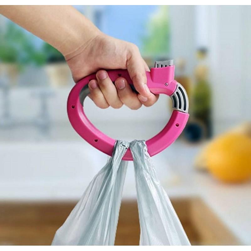 Дръжка за носене на тежки или няколко чанти Trip Grip Bag