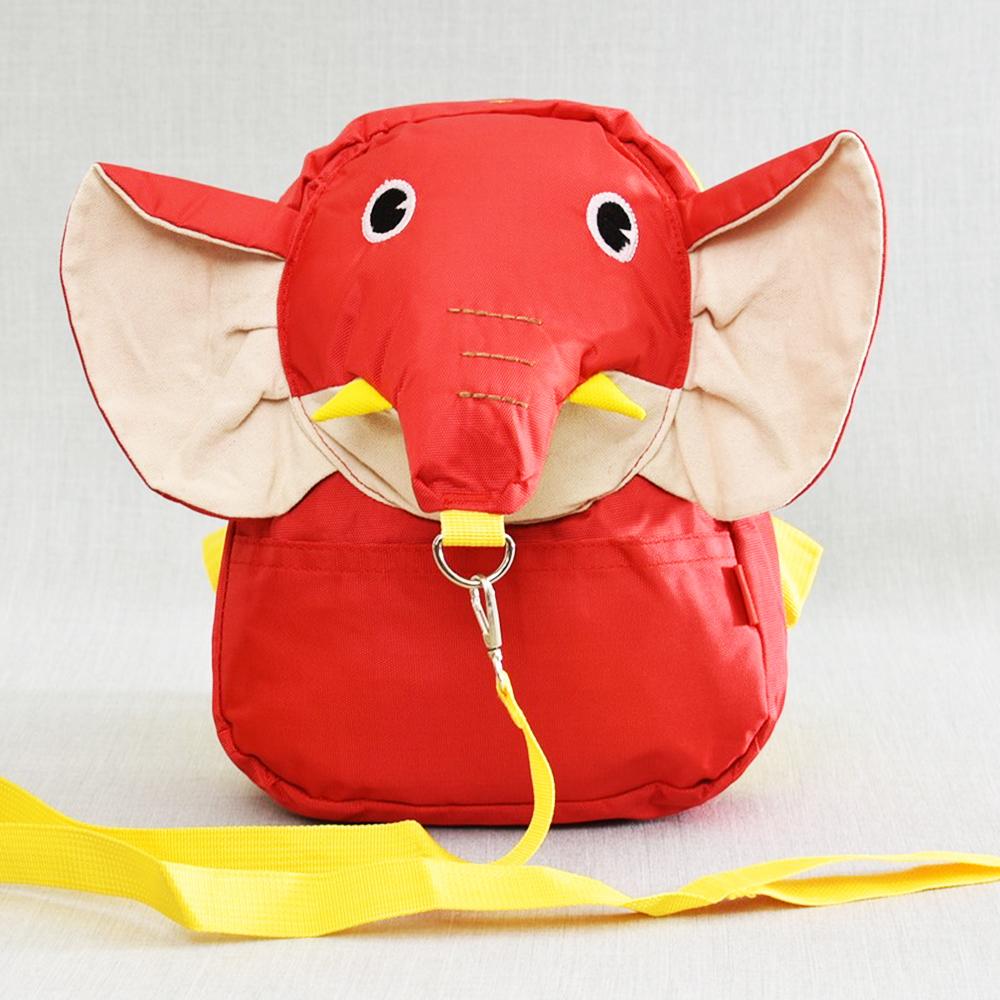Детска раница ЧЕРВЕНО СЛОНЧЕ 31574,  RED ELEPHANT