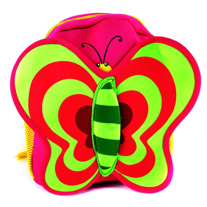 Детска раница Пеперуда 21089