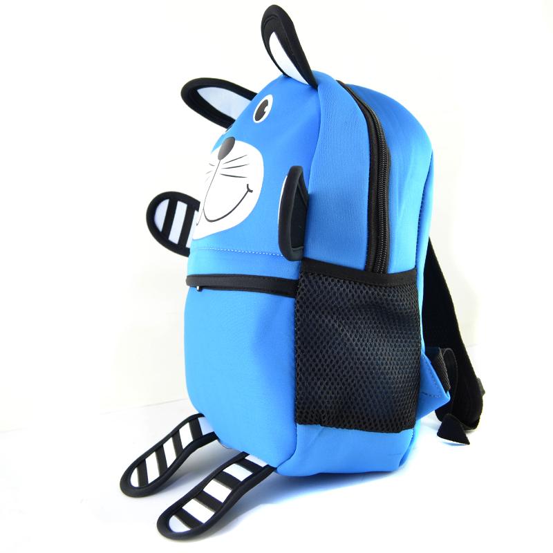 Детска раница Котенце 21088 BLUE