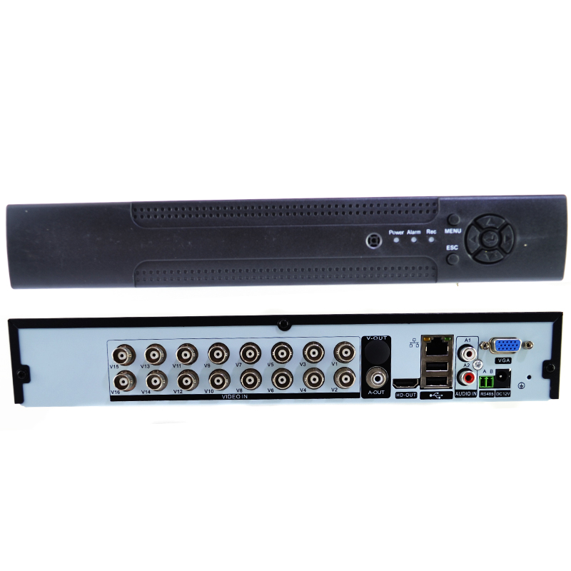 HD Recorder 16 - канала с компресия H.264, TV-T1602