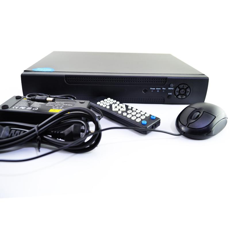 16 канален Network Video Recorder s HDMI