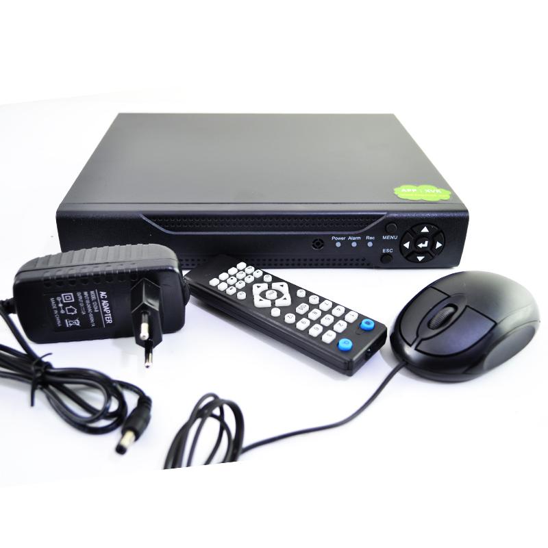 6 канален HD Видео рекордер за наблюдение AVR2304A10