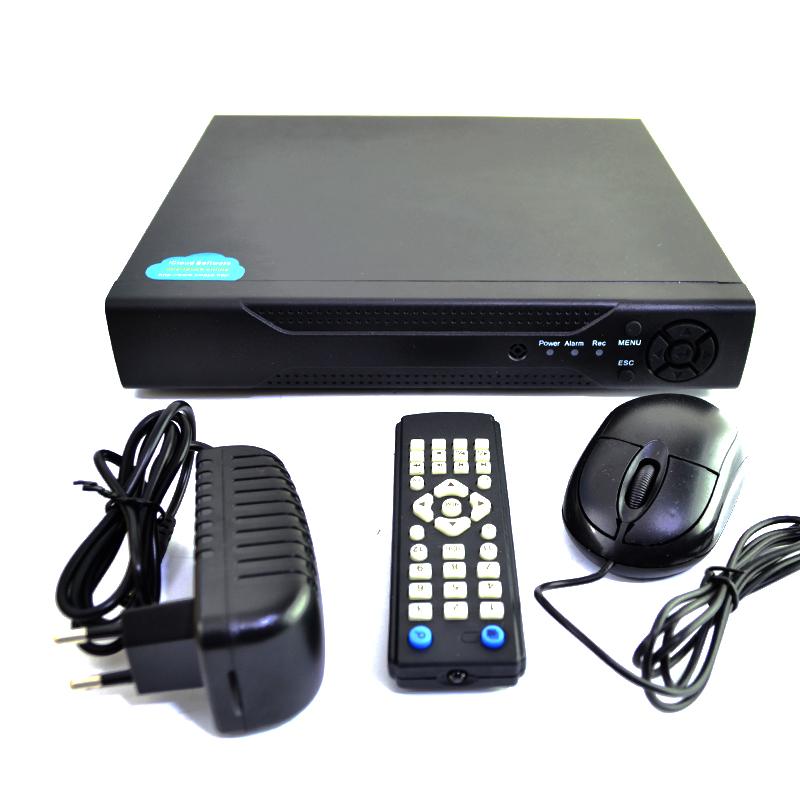 16 канален DVR/NVR RECORDER 1016