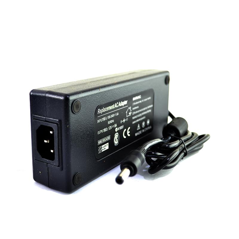 Адаптер, 12 V, 8A
