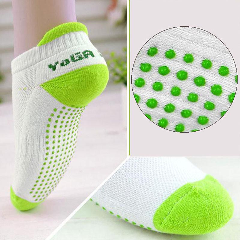 Дамски чорапи за йога, 35 - 39 номер