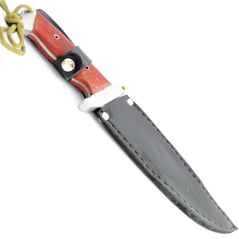 Тежък ловен нож WOLF HUNTER B-02