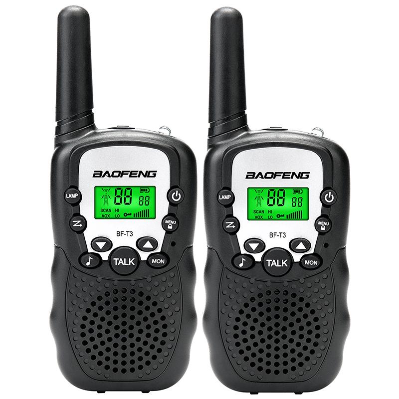 Комплект 2 радиостанции BAOFENG BF-T3 уоки токи