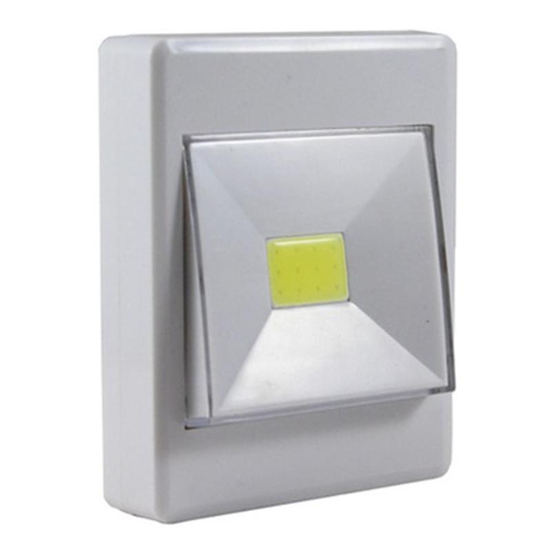 Щрак-щрак, безжична, мощна LED лампа SWITCH LIGHT за независим монтаж