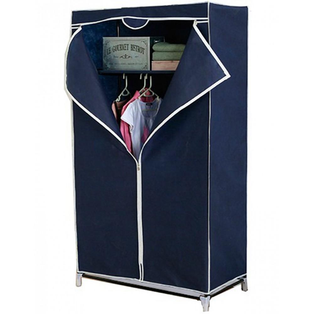 Текстилен гардероб с размери 70 х 44 х 155 см, 9185
