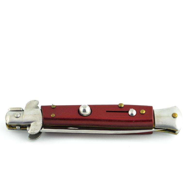 Автоматичен, пружинен, сгъваем нож ABS-0012 (V113)