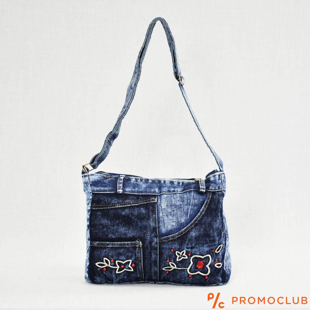 Denim Jeans BAG 11364 SKIRT-7,  дамска чанта за през рамо