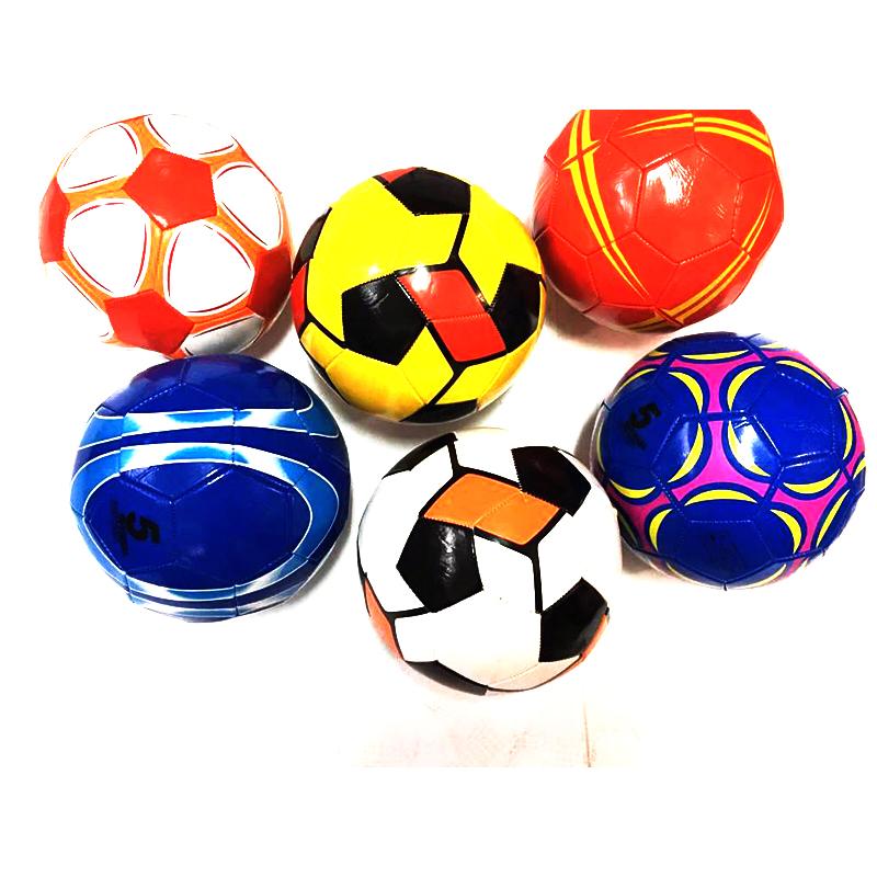 Кожена футболна топка 2529