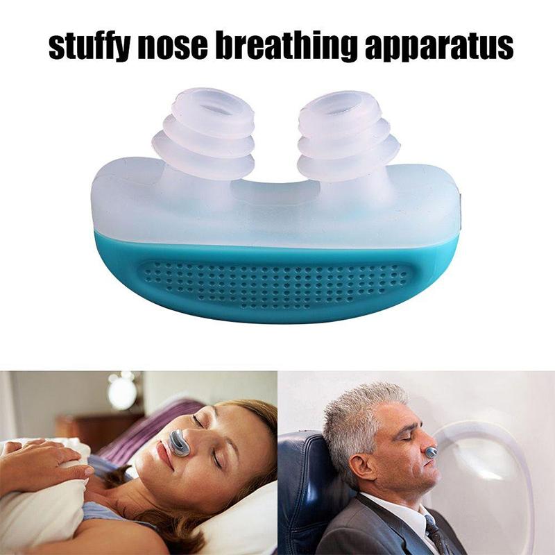 Уникален продукт 2 в 1 против хъркане и пречистване на въздуха