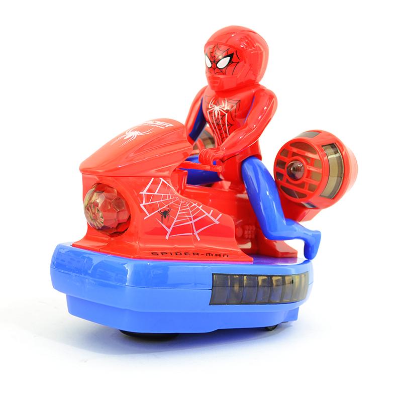 Детска играчка с батерии AVENGER SPIDERMAN, светлинни и звукови ефекти