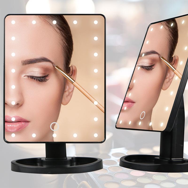 Огледало с LED осветление LARGE LED MIRROR