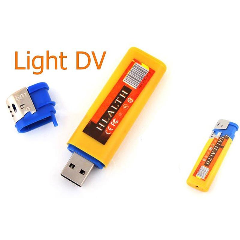 Супер шпионска камера тип запалка HDALTH LIGHTER DV