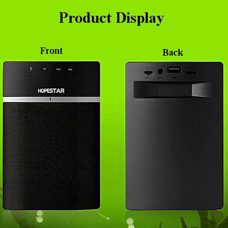 Безжична, Bluetooth аудио система HOPESTAR-H5