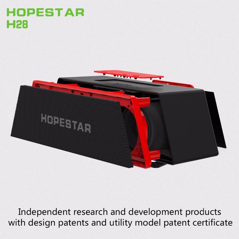 Безжична, Bluetooth аудио система HOPESTAR-H28
