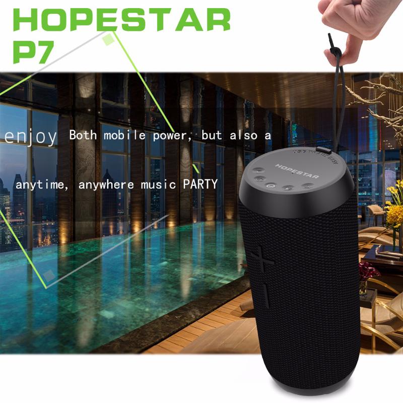 Безжична, Bluetooth аудио система HOPESTAR-P7