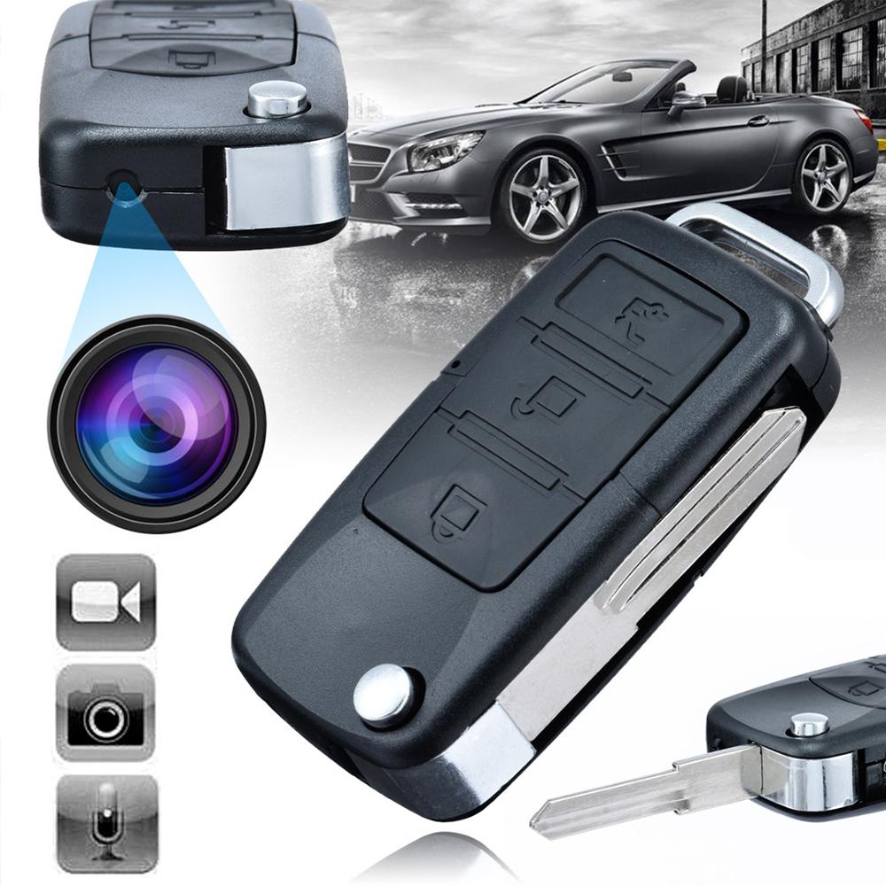 Шпионска камера тип ключ за автомобл BMW S818