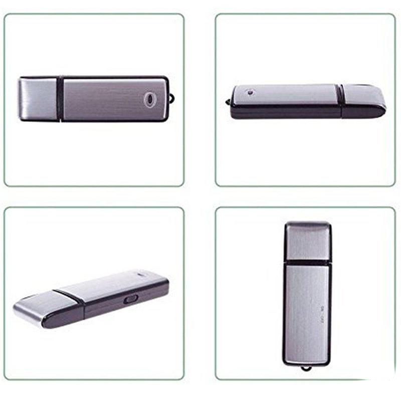 Флашка рекордер на глас USB FLASH DRIVE