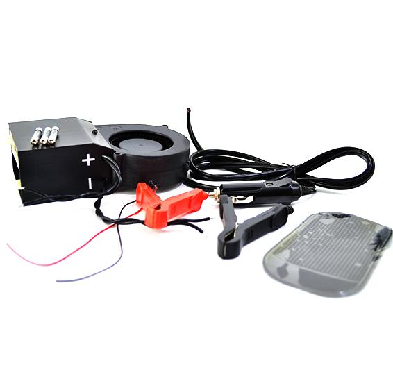 Електрическа авто  печка 500W, 12V / 24V
