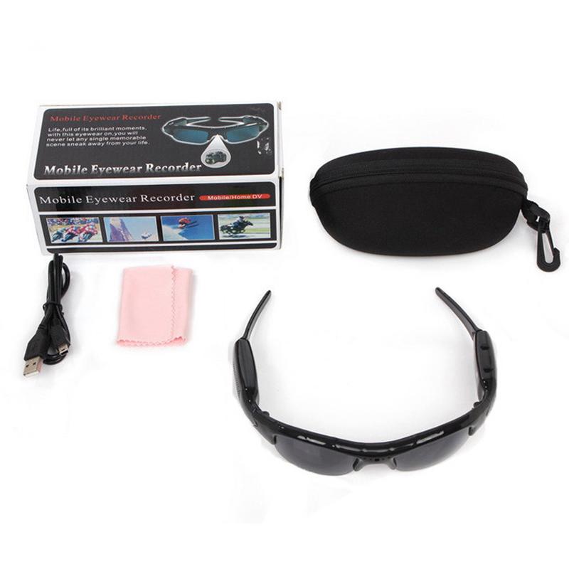 Сънчеви очила с камера и запис на звук MOBILE EYEWEAR RECORDER