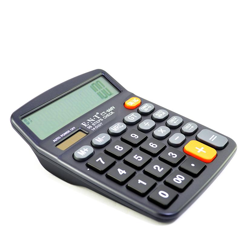 14 разряден калкулатор CT-666V