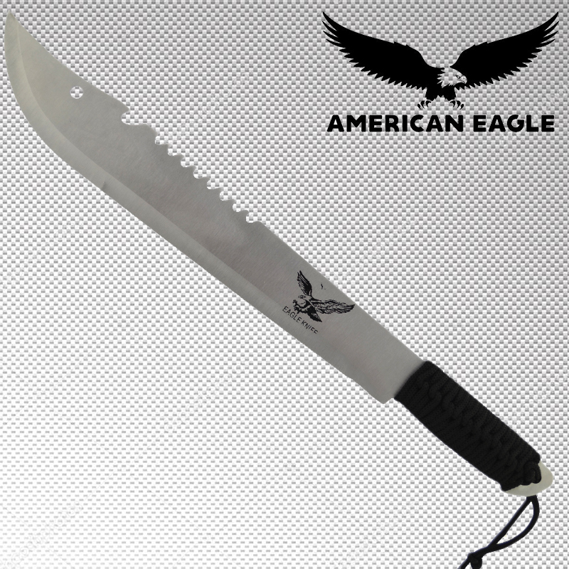 Голямо олекотено мачете EAGLE KNIFE 109 SILVER