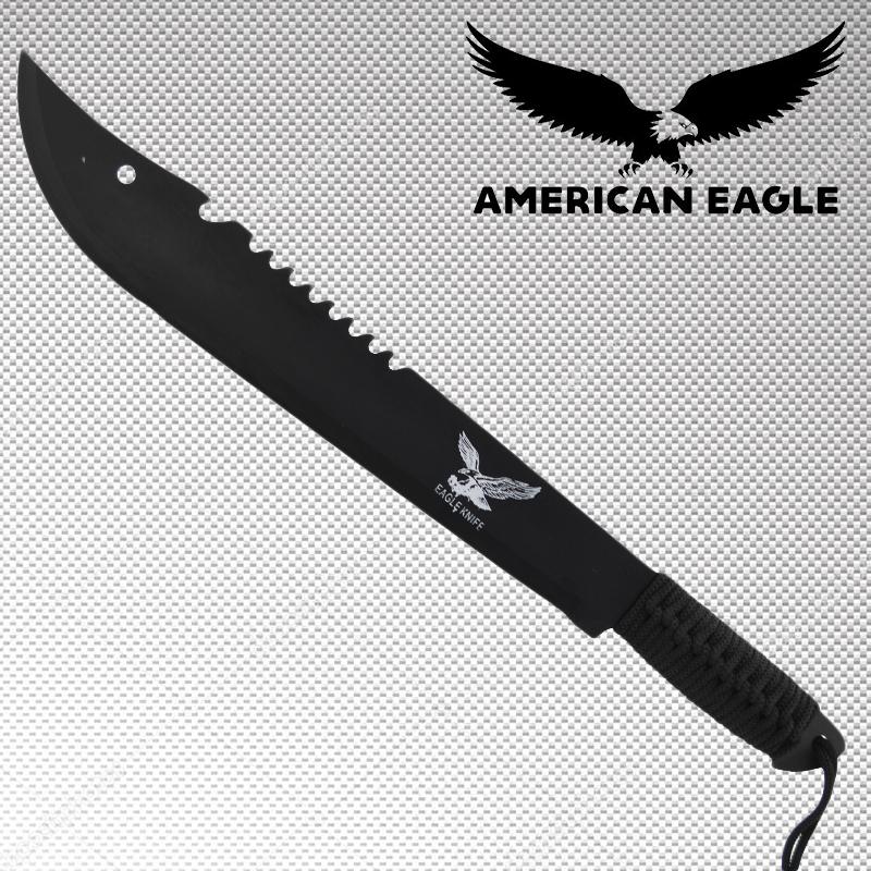 Голямо олекотено мачете EAGLE KNIFE 109 BLACK