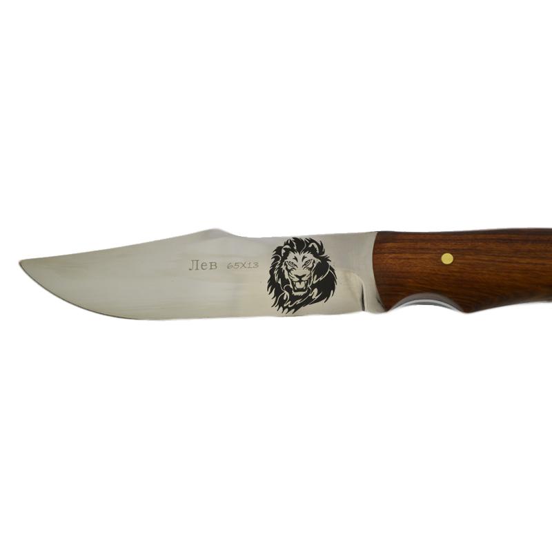 Руски ловен нож ЛЕВ 1993