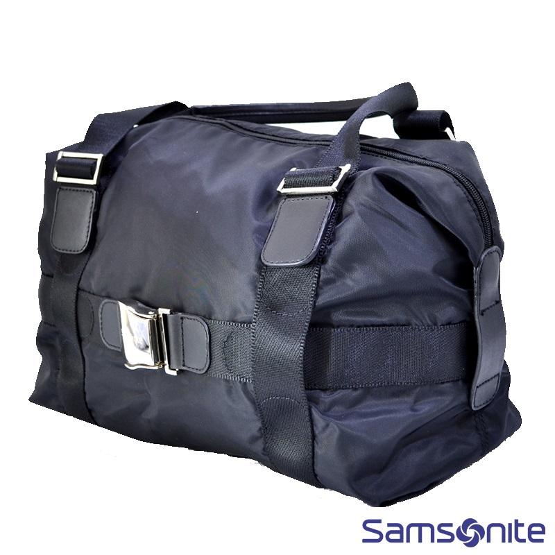 ЛИКВИДАЦИЯ: елегантна пътна дамска чанта SAMSONITE BUCKLE
