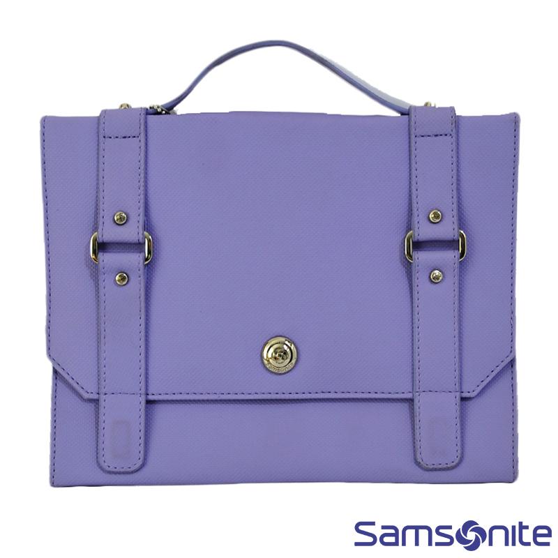 ЛИКВИДАЦИЯ: Кожен калъф - чанта за IPAD SAMSONITE PARK II