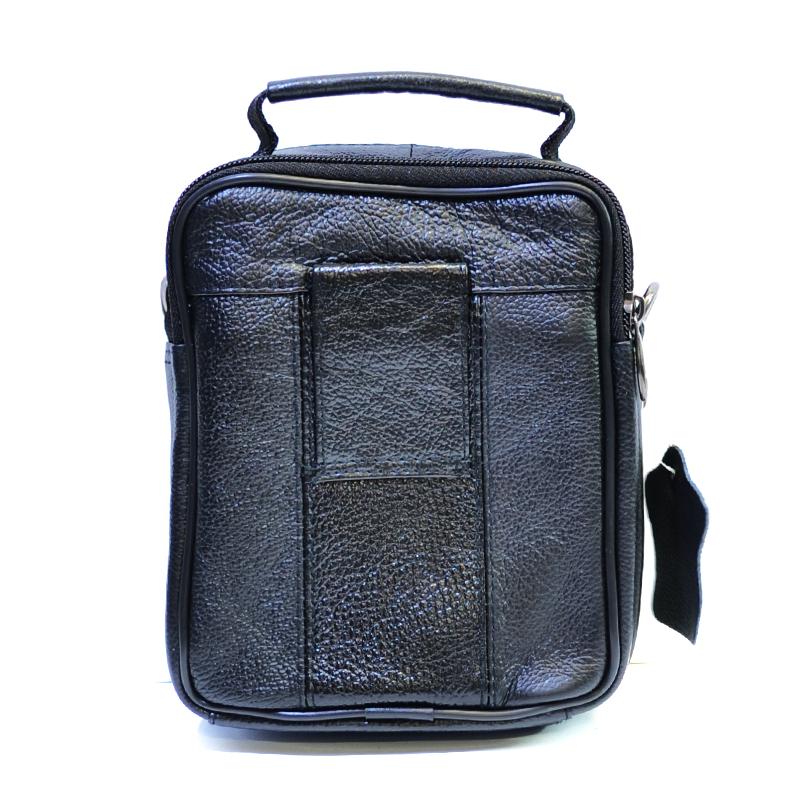 УНИКАЛЕН НОВ МОДЕЛ 2018: Мъжка чанта DOUBLE DIMENSION 5009, естествена кожа