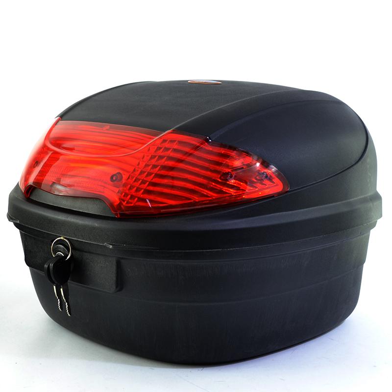 ТОП каса, удобен куфар за мотоциклети и мотопеди