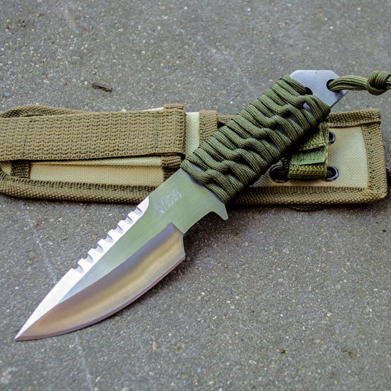 Тактически десантен нож MicroTECH USA 2011 Extreme, ловен нож