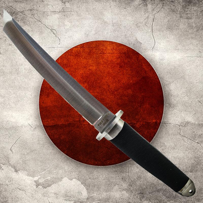 ТОП модел традиционен японски нож SAMURAI TANTO COLD STEEL,  31 см., ловен нож