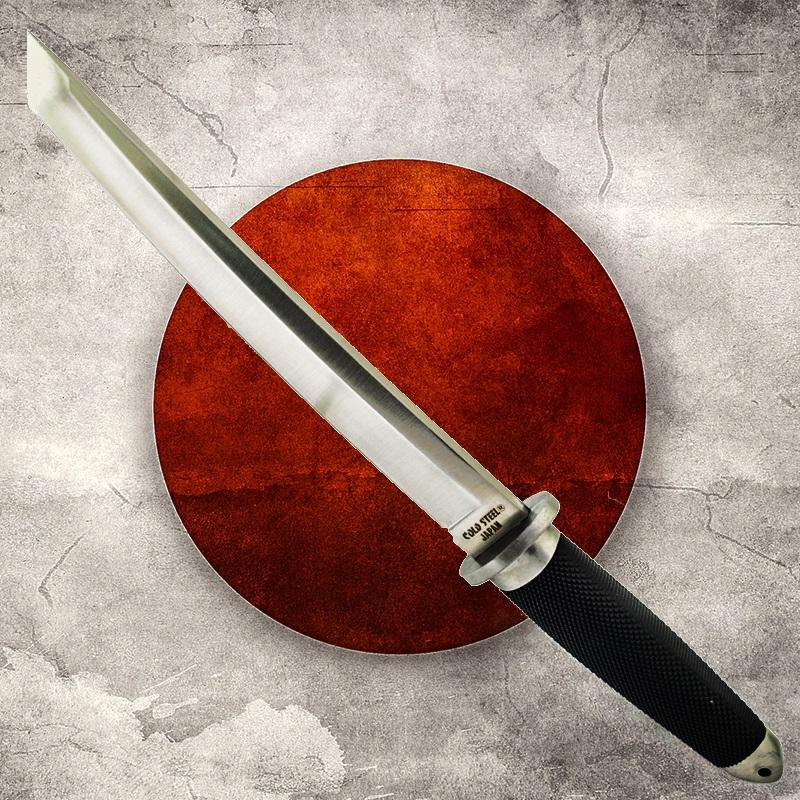 Голям ТОП модел традиционен японски нож SAMURAI TANTO COLD STEEL,  35.0 см.