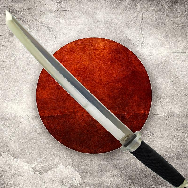 ТОП модел традиционен къс японски меч SAMURAI WAKIZASHI COLD STEEL,  42.5 см.