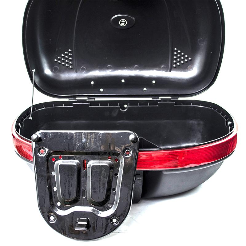 Голяма топ каса А2243 - куфар за мотоциклети и мотопеди