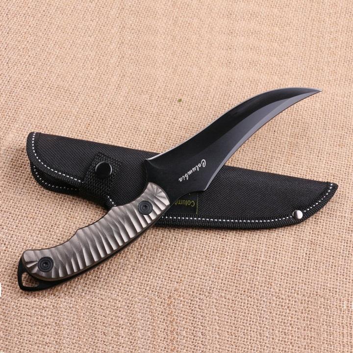 Изцяло метален ловен нож COLUMBIA USA K-602 ORIENT