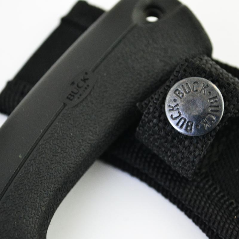 Съвършен тактически нож BUCK USA 679 с водоустойчива дръжка, ловен нож