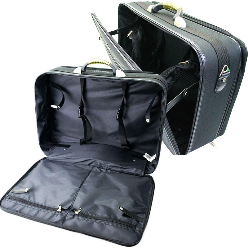 Бизнес пътна чанта M.P. CLUB със закачалка и калъф за дрехи 3635
