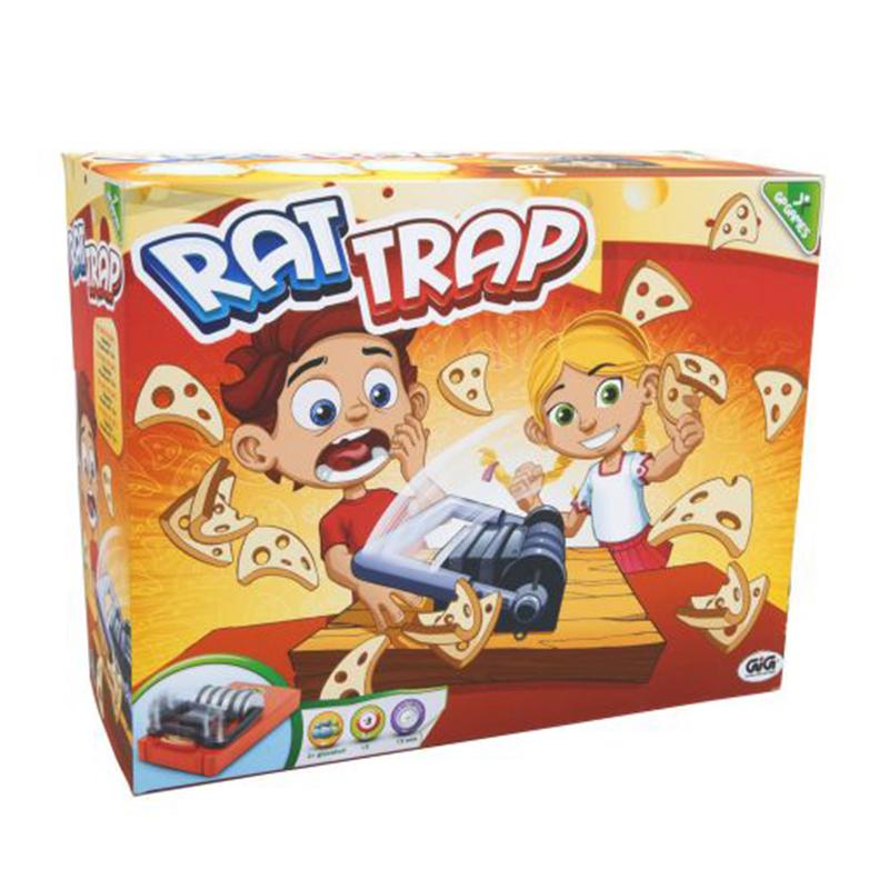 GP Игра RAT TRAP