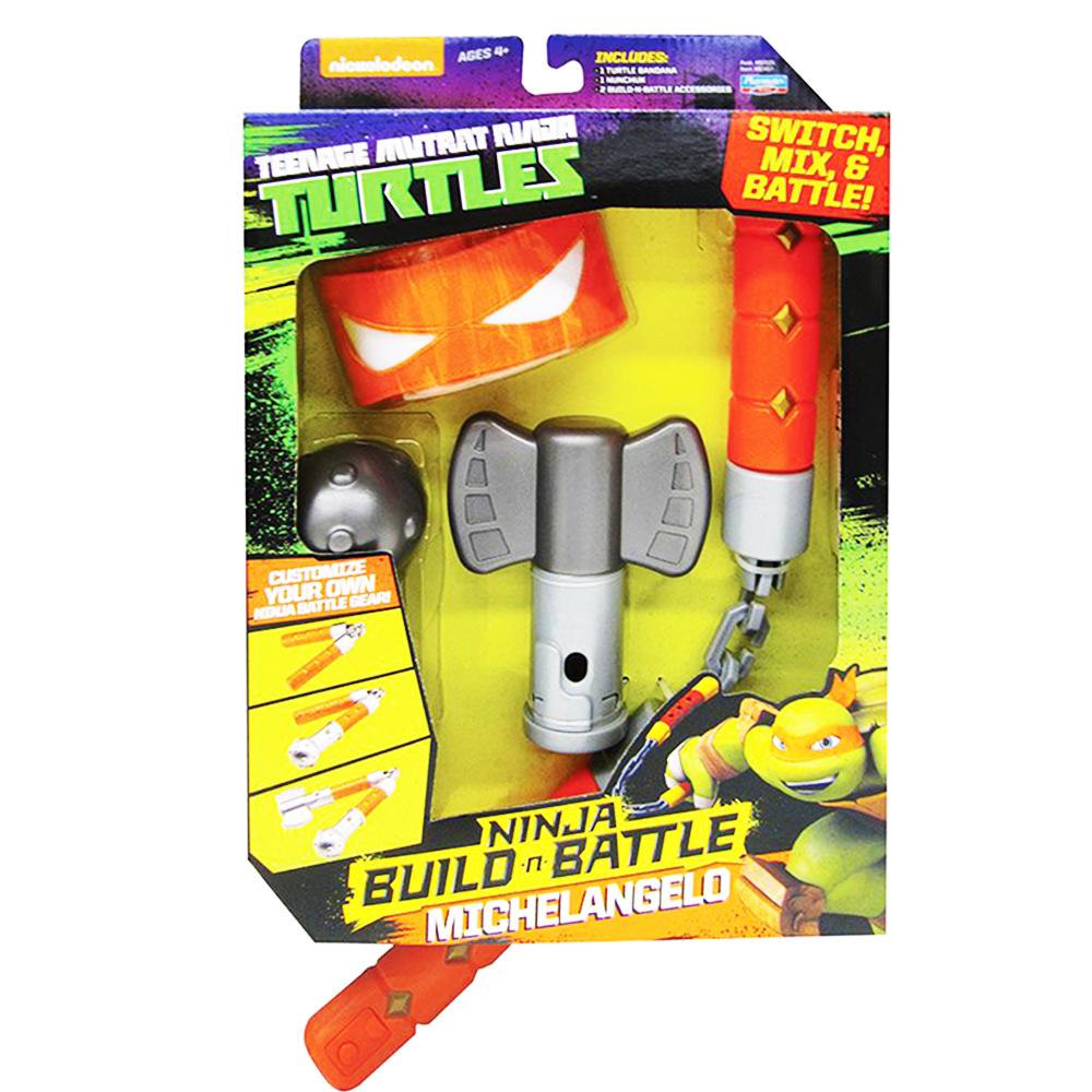 NINJA TURTLES Бойни оръжия 92030