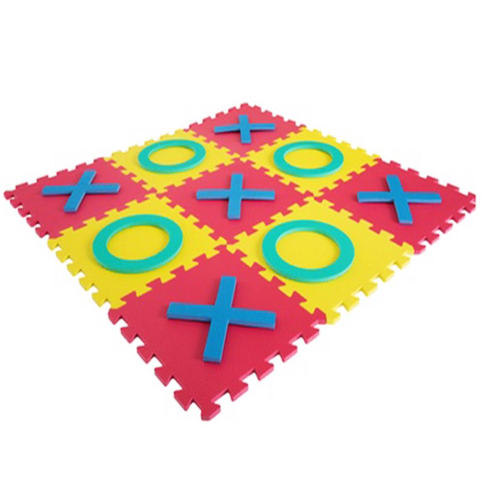 Голям мек килим-пъзел-игра МОРСКИ ШАХ, 3+