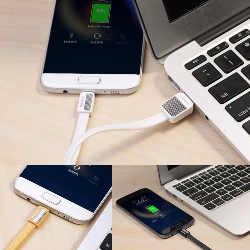 Мощен, сигурен и стабилен USB кабел REMAX 044i за Apple, ВИСОК КЛАС