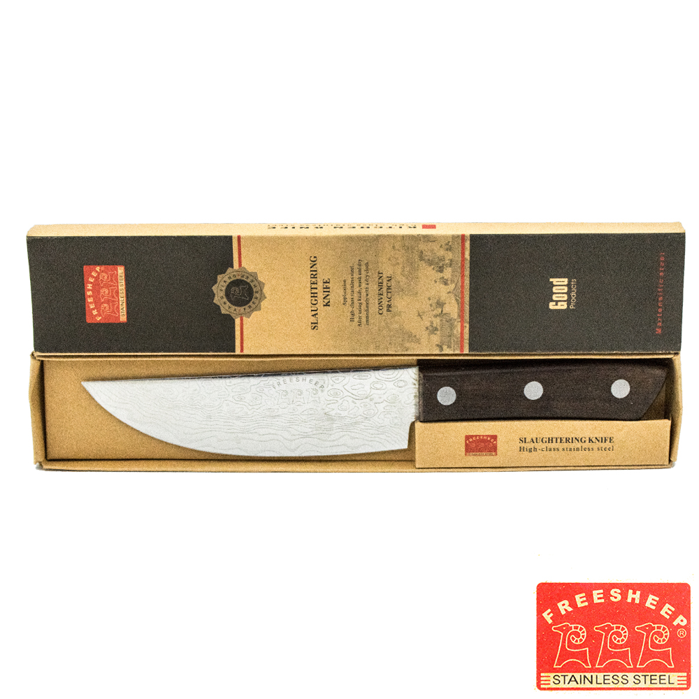 Кухненски нож SHEFF's KNIFE FREESHEEP DM-04  28.3 см
